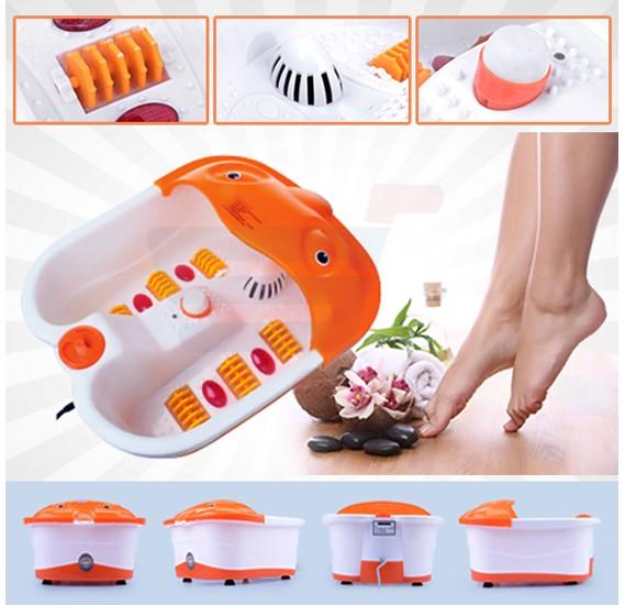 Multifunctional Footbath Massager