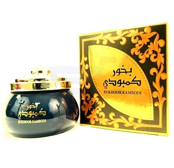 Al Zaafaran Bukhoor Kambodi Home Fragrance Incense Smell Bakhoor 80G For Unisex