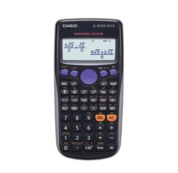 Casio Fx-350esplus Scientific Calculator