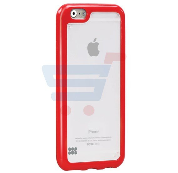 bedf819cfa57e5 Promate Amos i6 iPhone Case, Impact Resistant Snap On Cover for Apple iPhone  6/