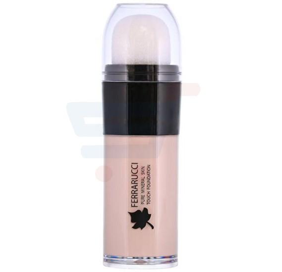 Ferrarucci Pure Mineral Skin Touch Foundation 30ml, FFM01