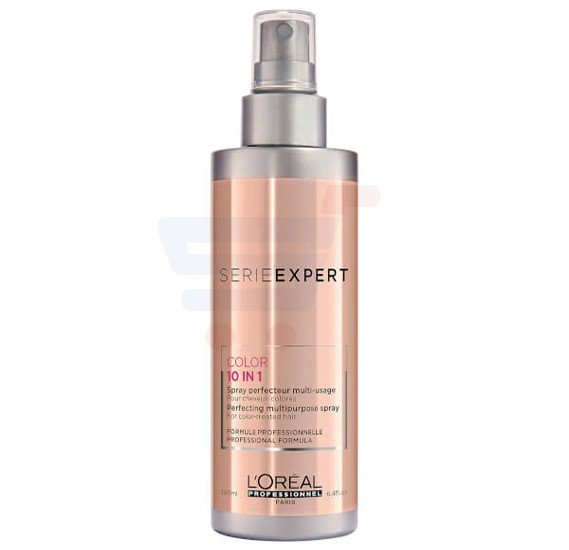 Loreal In Hair Spray Color 10 In 1 Vitamino Colour AOx 190ML