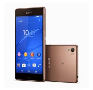 Sony Xperia Z4 Smartphones 3GB,  32GB Storage, Gold - Refurbished