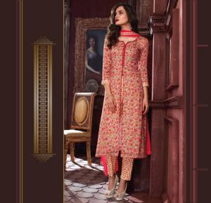 Ganga Guzarish Salwar Suit Dress Material, 4420
