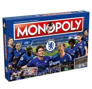 Winning Moves Monopoly Chelsea Football Club Board Game, 33190