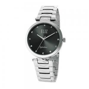 Eliz Splendeur  Womens Stainless Steel Wrist Watch ES15-8492L SNS