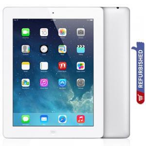 Apple Ipad 4th Generation 9.7 Inch LED Display Wi Fi 16GB Storage White, Refuribished