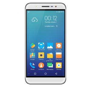 Blumix G9 Plus Smartphone,Fingerprint,4G LTE,Android 6.1 OS,5.0 inch HD Display,3GB RAM,16GB Storage,Dual SIM,Dual Camera,Quad Core Processor,Bluetooth,WiFi,FM Radio-Silver