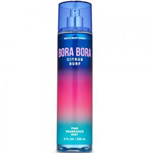 Bath and Body Works Bora Citrus SurfFine Fragrance Mist 8 Fluid Ounces (2020 Limited Edition)