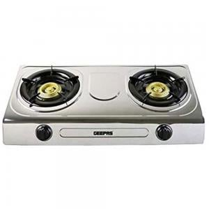 Geepas Stainless Steel Gas Cooker - GK5605