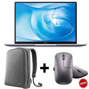 Huawei Matebook 14 8GB RAM 256GB Space Grey With Matebook Bag And Mouse For Free
