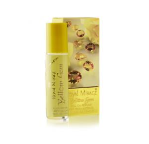 Royal Mirage Roll On Yellow Gem 10ml
