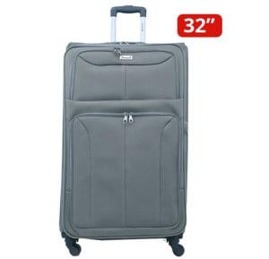 Abraj 32 inch Trolley Grey-ABTR 4035