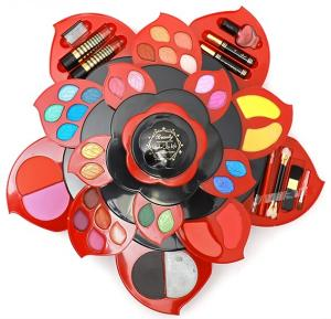 Beauty Fancy Collection flower Makeup kit, NO.4008
