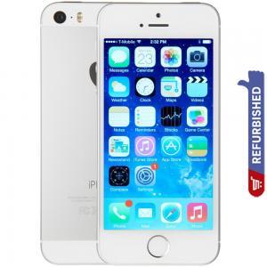 Apple iPhone 5S, 1GB RAM 16GB 4G LTE, White - Refurbished