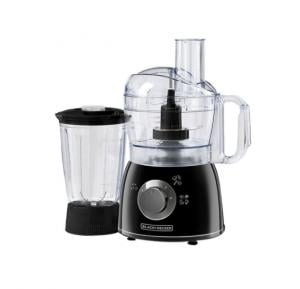 Black and Decker 400W Food Processor With Blender Jar, FX400B-B5