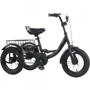 Bait Al Wala Tri Cycle for Kids  Size-12, Black
