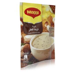 Maggi Cream of Mushroom Soup - 68 gm