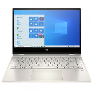 HP Pavilion X360 Notebook 14 inch Touch Screen Display Intel Core i3 10110U Processor 4GB RAM 256GB SSD Storage Intel Graphics Win10