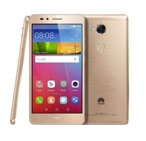 Huawei GR5 4G Smartphone, Android 5.1, 5.5 inch FHD, 2 GB RAM, 16 GB Storage, Dual SIM, Dual Camera - Gold