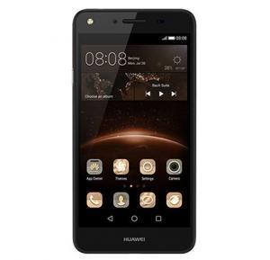 Huawei Y5II 4G Smartphone, Android 5.1, 5.0 Inch Display, 8GB Storage, 1GB RAM, Dual Camera, Black