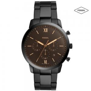 Fossil SP/FS5525 Chronograph Watch For Men, Black
