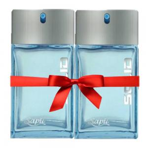 2 In 1 Sapil Solid Perfume For Men 100ml