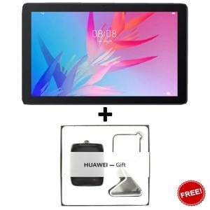 Huawei Matepad T10 2GB Ram 16 GB Wifi, Deepsea Blue With Speaker,Cable And Stand For Free