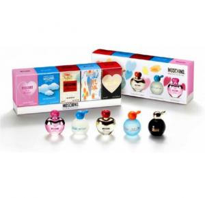Moschino miniature Travel Gift Set for women