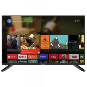 Geepas Android 32 Inch Smart TV, GLED3204SXHD