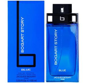 Jacques Bogart Story Blue Edt 100ml