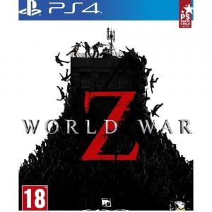 World War Z PlayStation 4