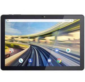 IQ Touch VIA Tablet QX1040 2GB 32GB Storage 10.1 inch 4G-Black
