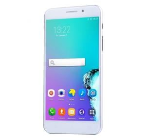 Kagoo K560 Smartphone 4G, Android OS, 5.5 Inch HD Display, 2GB RAM, 8GB Storage, Dual Camera, Dual Sim- White