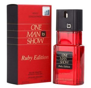 Jacques Bogart One Man Show Ruby Edition EDT 100ml For Men