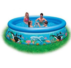Intex Ocean Reef Easy Set Swimming Pool - 28124