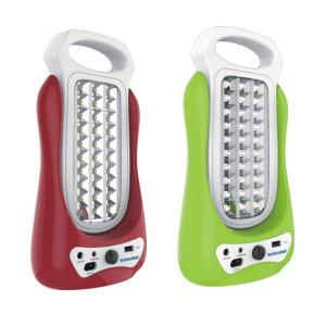 Sonashi Rechargeable LED Lantern With Mobile Charging Function SEL-690