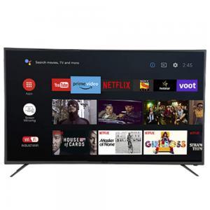 Akai 75 Inch 4K UHD HDR Smart Android TV AK75LED4KSM, Black