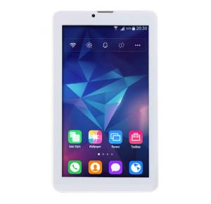 Smart Bison BS-02, Tablet 7 Inch, Android 6.0, 8GB, 1GB RAM, 4G, Wi-Fi, Quad Core, Dual Camera, Dual Sim - Assorted Color