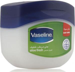 Vaseline Petroleum Aloe Fresh Jelly - 250 ml,HC1024