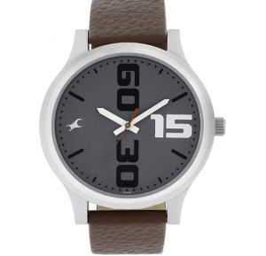 Fastrack 38051SL05 Watch For Men