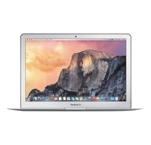 Apple MacBook Air 13.3-Inch, Core i5 with 1.8GHz Dual Core Processor 8GBRAM 128GB SSD Intel HD Graphics 6000 - 2017 Silver