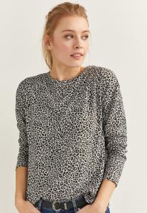 Springfield Stylish T-Shirt For Women Medium Grey
