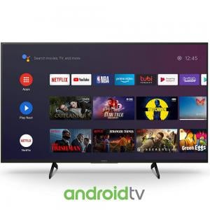 Sony Bravia 49inch 4K Ultra HD Certified Android LED TV 2020 Model, 49X7500H, Black