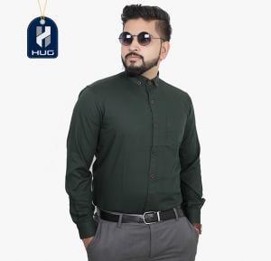 HUG Mens Casual Shirts Size M - POL0104