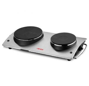 Double S/S Solid Hot Plate - NV-759EC