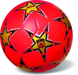 Starballs Sports Balls Soccer Ball Star Red Gold 23 cm - 10-913