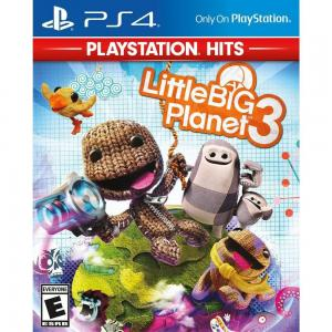 Little Big Planet 3 Game PlayStation 4
