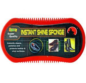 Instant Shine Sponge Shoe Polish
