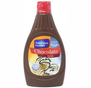 American Garden Sugar Free Chocolate Syrup 18.5 Oz